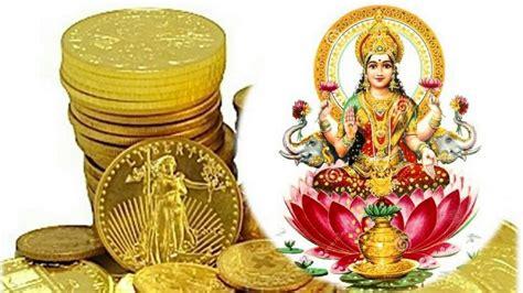 Poderoso Mantra De Gran Riqueza De Diosa Lakshmi  Una Vida ...