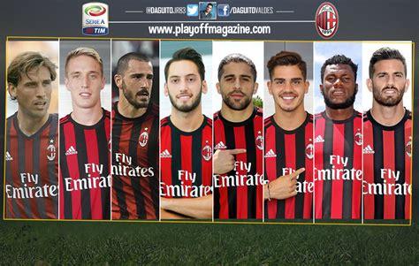 ¿Podrá el nuevo AC Milan y sus flamantes fichajes ganar la ...