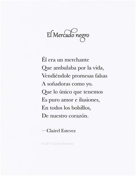 Poema de amor Por Clairel Estevez www.thewishfulbox.com/es ...