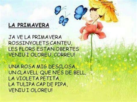 poema de la primavera   Poemas de primavera, Primavera ...