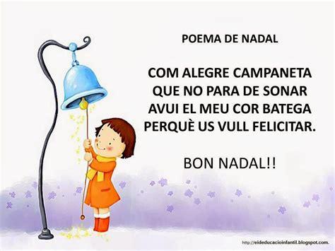 Poema infantil de navidad en catalán   Poemes de nadal