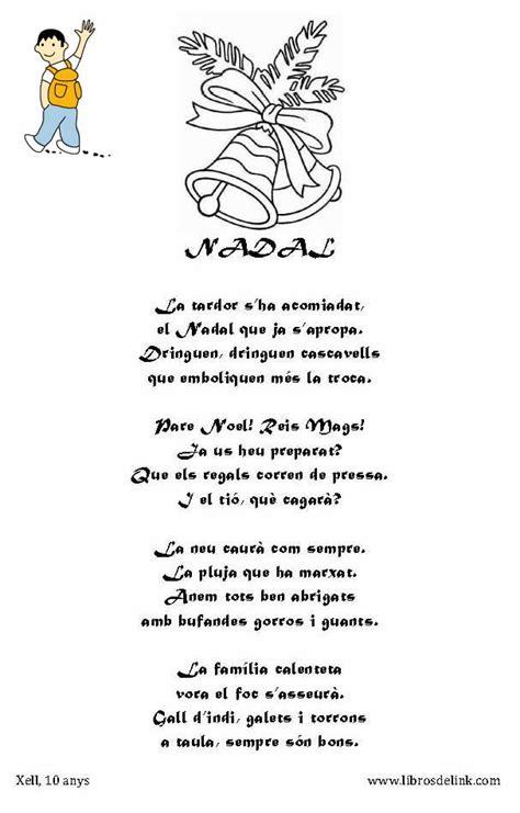 Poema navidad para niños en catalán   Poemes de nadal ...