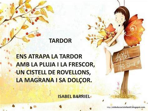 Poesia De La Tardor En Català