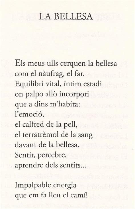 Poesia en Català