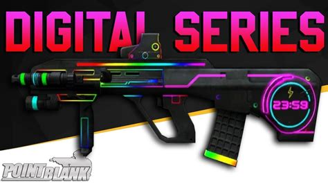 Point Blank   #PACK DE ARMAS DIGITAL SERIES   YouTube