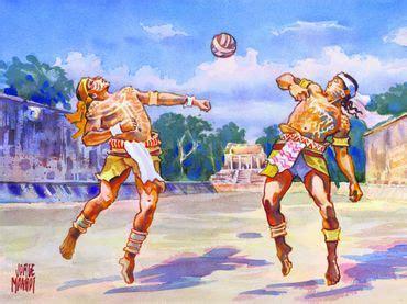Pok Ta Pok, el juego de los dioses | Pok ta pok