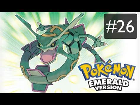 Pokemon Emerald Mono Grass Run   Part 26   Route 123 and ...