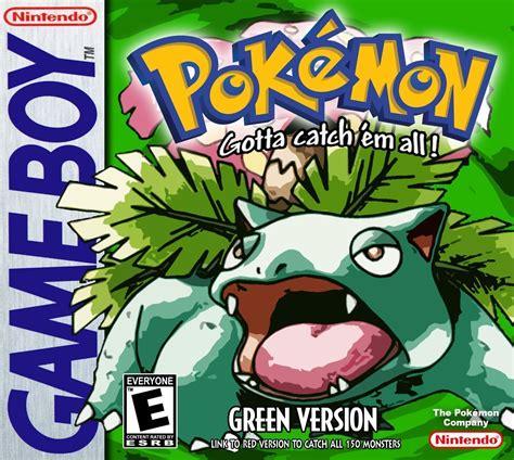 Pokemon Green   Gameboy GB  ROM Download