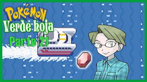 Pokémon Verde Hoja #21: El Recado de Celio    YouTube