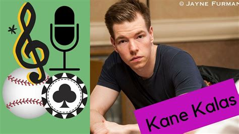 Poker Commentator Kane Kalas on Broadcasting, his Famous ...
