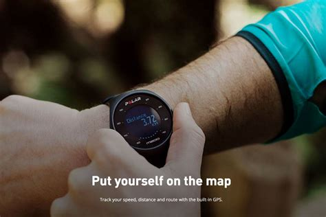 Polar Introduces GPS Watch with Built in Heart Rate ...