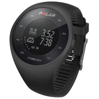 Polar M200 GPS Träningsklocka  svart    Träningsklocka ...