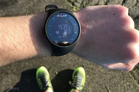 Polar M200 review: A running all rounder that s nice to ...