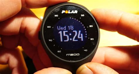 Polar M200 Review   GPS Running Watch tested by ...