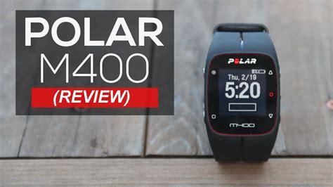 Polar M400 REVIEW   YouTube