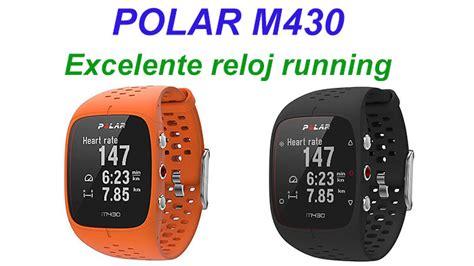 Polar m430 | Excelente reloj de entrenamiento ...
