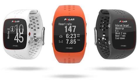 Polar M430 GPS Running Watch Announced   Geeky Gadgets