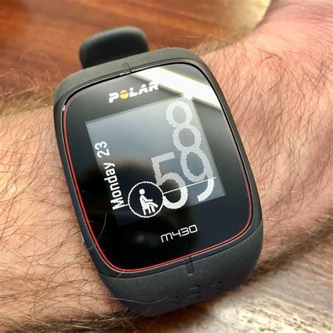 Polar M430 GPS Running Watch Review   TitaniumGeek