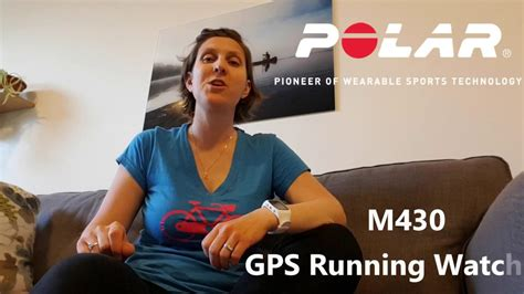 Polar M430 GPS Running watch  Tested + Reviewed   YouTube
