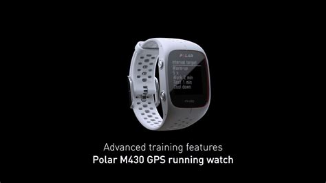 Polar M430 – Advanced GPS running watch   YouTube