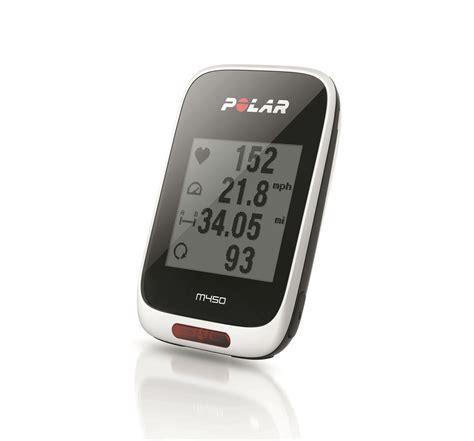 Polar M450 heart rate monitor