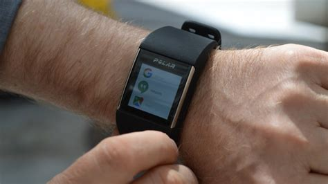 Polar M600: First impressions of Polar s Android Wear ...