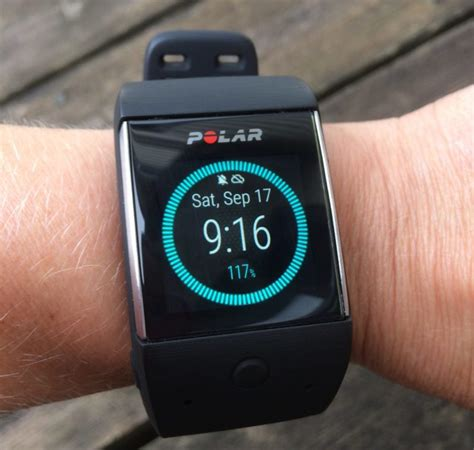 Polar M600 GPS Watch Review: A stylish and waterproof ...