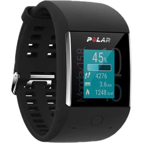 Polar M600 Smartwatch  Black  90063087 B&H Photo Video