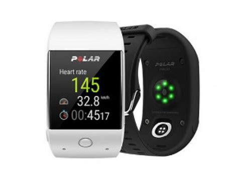 Polar M600 Wearable Review | Compression+Design