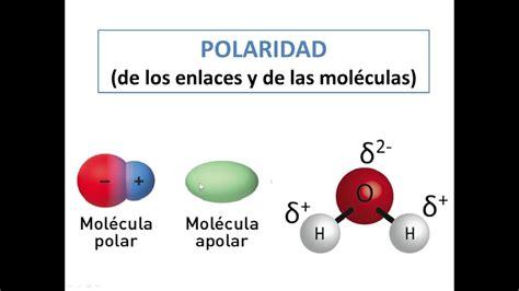 Polaridad de las moléculas y de los enlaces   YouTube
