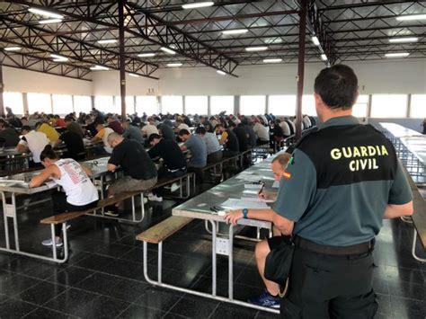 Polémica en el examen de oposición a Guardia Civil ante ...