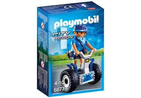 Policía con Balance Racer   6877   Playmobil España