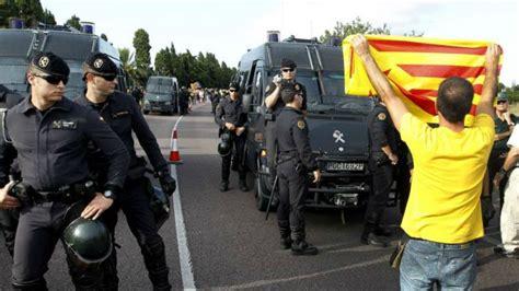 Policía y Guardia Civil empiezan el repliegue del 30% de ...