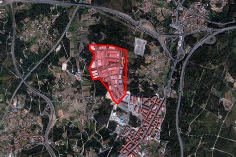Polígonos de #Galicia, Polígono Industrial de Ames, A ...