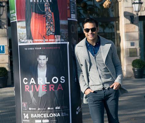 PoluxWeb   Carlos Rivera arrasa en España