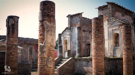 Pompeii and Mount Vesuvius Day Tour   Leisure Italy