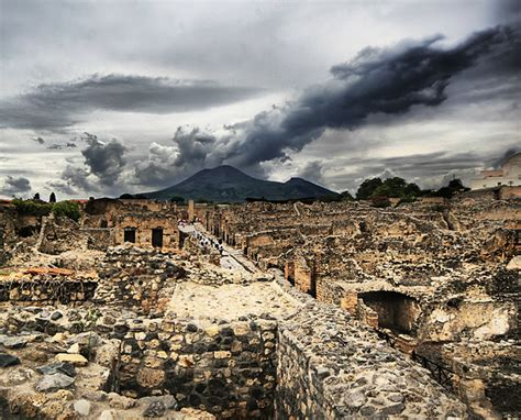 Pompeii and Mount Vesuvius | Flickr   Photo Sharing!