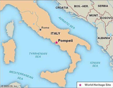 Pompeii | Facts, Map, & Ruins | Britannica.com