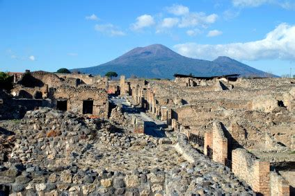 Pompeii, Herculaneum, and Vesuvius Full Day Tour