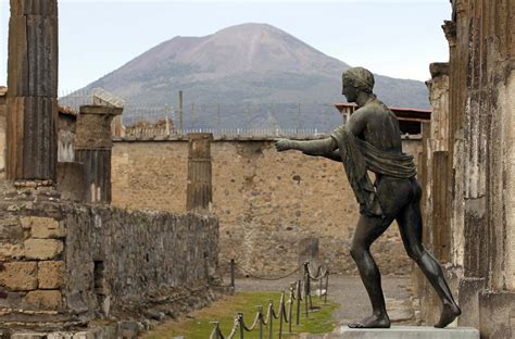 Pompeii is a tricky visit. Here's some help.   The Boston ...