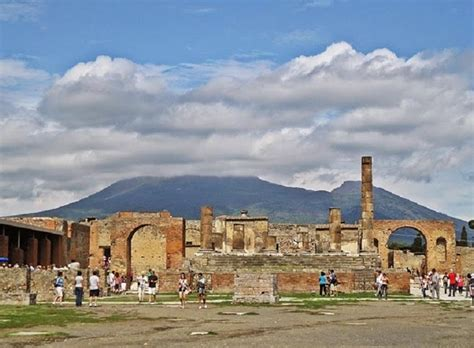 Pompeii Ruins Private Half Day Tour from Naples   2020 ...