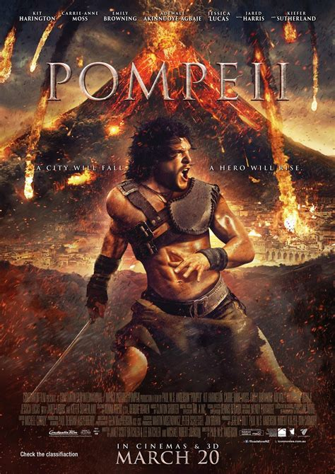 Pompeii – Film Review | I Just Hate Everything