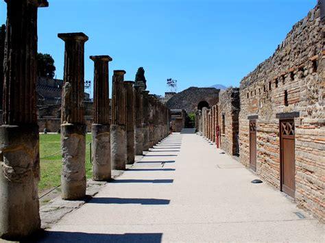 Pompeii & Vesuvius Volcano Day Trip from Rome   City Wonders