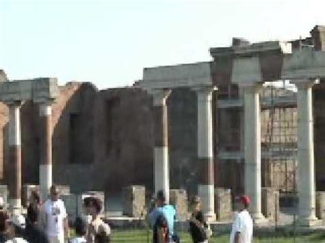 Pompeya, Foro de Pompeya   Italia   YouTube