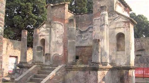 Pompeya   Italia . Mundial de la UNESCO Patrimonio de la ...