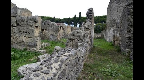 Pompeya, Italia, recorrido por las ruinas   YouTube