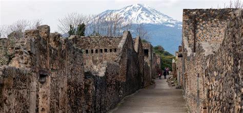 Pompeya, la catástrofe del Vesubio   El Vesubio en ...