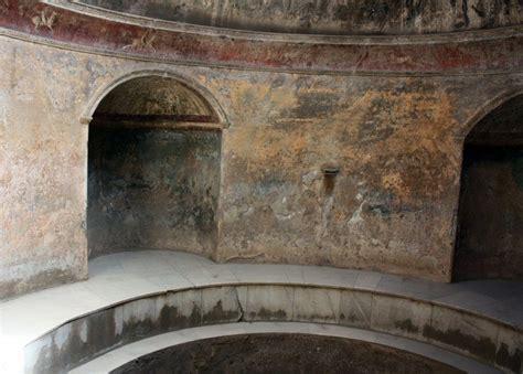 Pompeya   Termas del Foro | Viajar a Italia