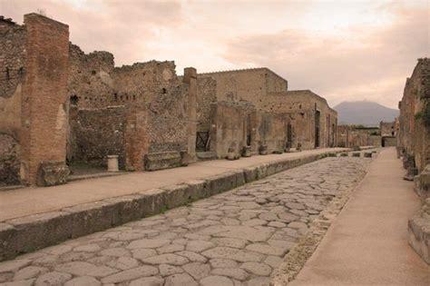 Pompeya y el valor de vestigios bien conservados