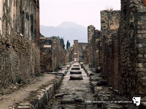 Pompeya y la erupción del Vesubio  habitantes petrificados ...
